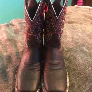 Men's/boys ariat boots